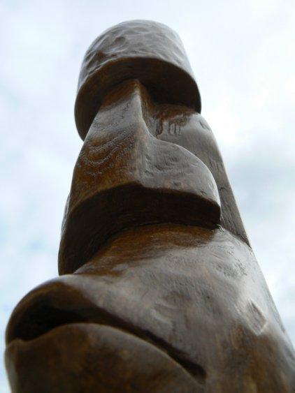 moai kiss