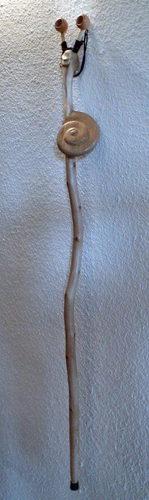 Gasteropodus bastum....le bâton escargot. dans Le Bâton baton-full-306x1024