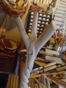 Bâton de Merlin, Myrddin ou Gandalf... dans Le Bâton atelier-224x300