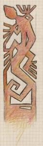 Les Passeurs d'âmes, inspiration du UNU Polynésien...  dans TIKI dibiunu-crobard-89x300