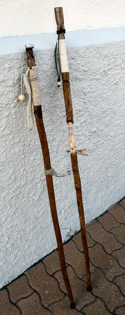 Bâtons de marche dans Le Bâton batons-1