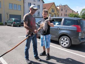 Didier & Steph à Champagnole