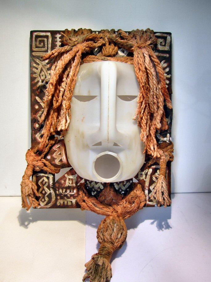Masque-Bidon face