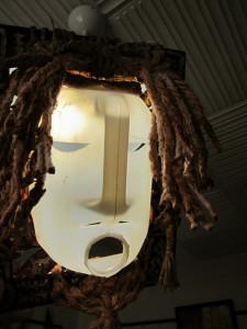 masque lumière
